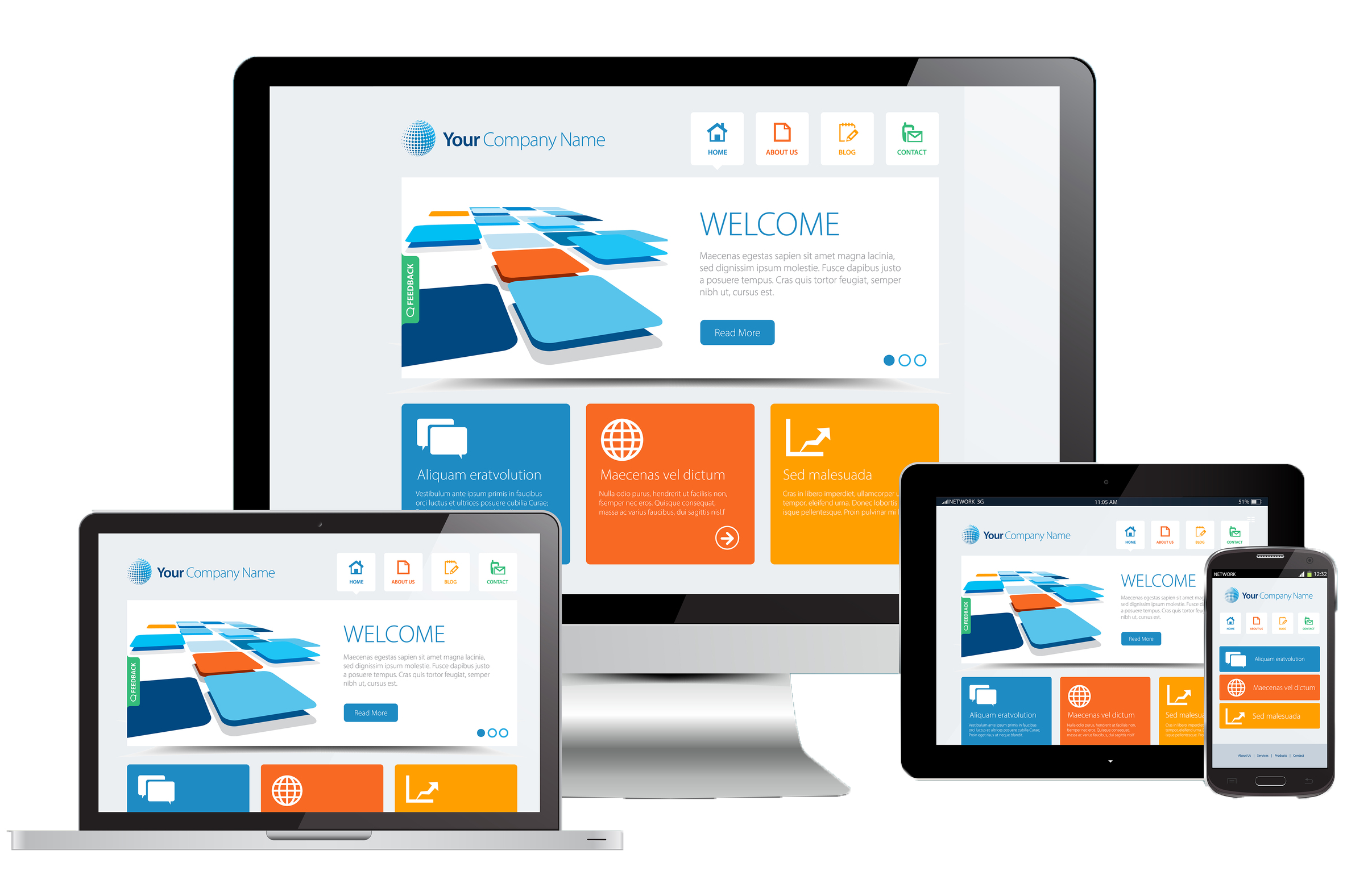 processional web design services