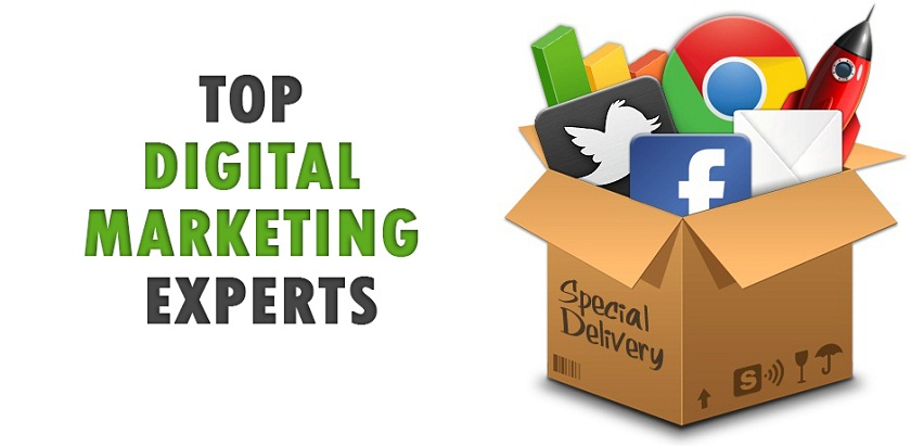 Top Digital Marketing Experts