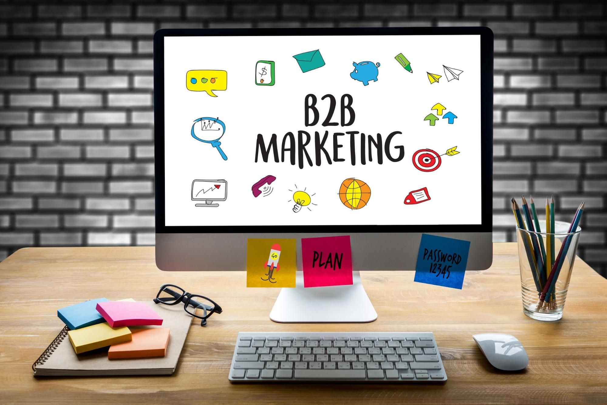Six Things Your B2B Content Marketing Needs to Be Doing