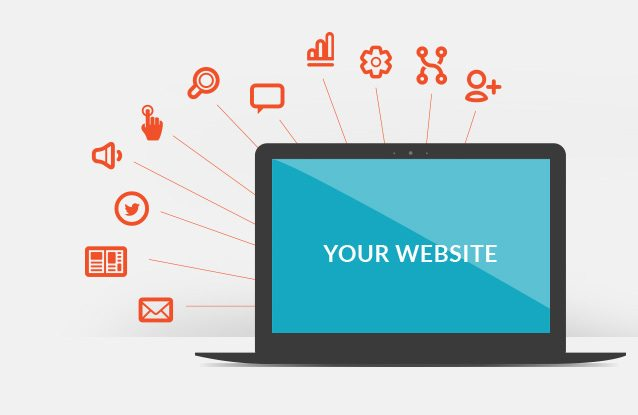 YOUR WEBSITE IS YOUR BEST MARKETING TOOL